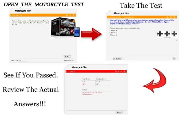 New Mexico Motorcycle Test
